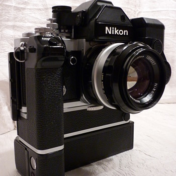 Nikon F2s Photomic