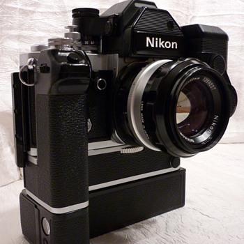 Nikon F2s Photomic - Cameras