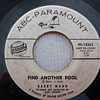 "1961 Barry Mann ""Find Another fool"" white label promo 45"