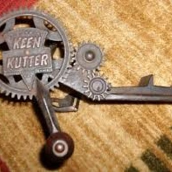 Keen Kutter Apple Peeler - Kitchen