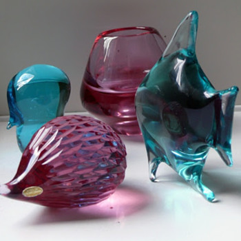 zelezny brod - Art Glass