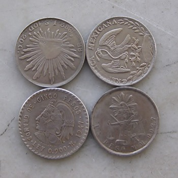 Why are these Pesos worth very little?