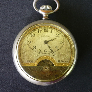 Chateau Cadillac Pocketwatch
