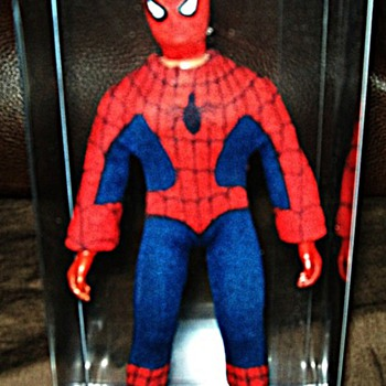 1970s Mego Spiderman