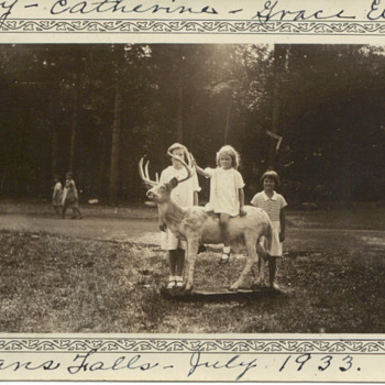 Evans' Falls, PA 1933 - Photographs