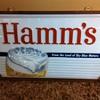 Hamms Beer Sign 3' x 5'