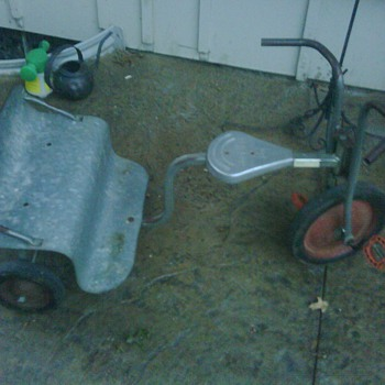 vintage angeles rickshaw tricycle - Sporting Goods