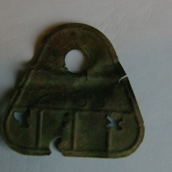 NEED HELP IDENTIFYING FOUND IN MAINE&gt;&gt;&gt;HUNTING TAG?