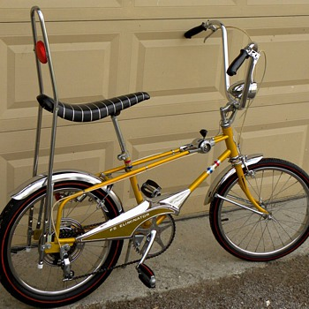 1968 Murray Eliminator F5 - Sporting Goods