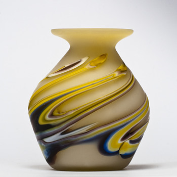 Fratelli pulled feathers? - Art Glass