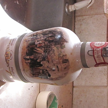Andreas Hofer Porcelain Beer Stein - Breweriana