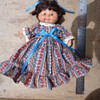 Japan Clown Doll and Cabbage Patch Style Doll