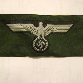 WWII German M39 breast eagle