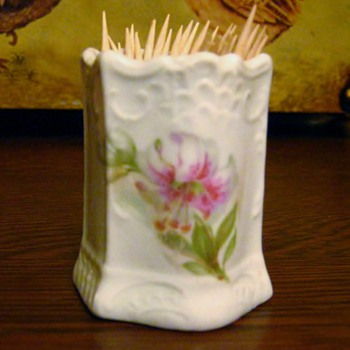 Old Toothpick Holder