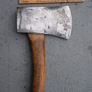 Mann Tool ax hatchet - Tools and Hardware