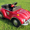 VW Beetle Jr. Sportster Pedal Car