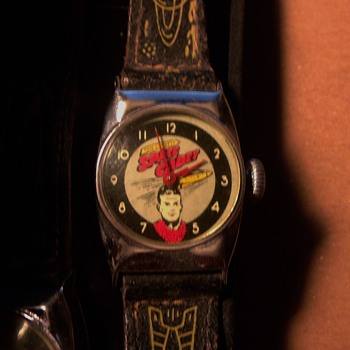 Tom Corbett-Space Cadet Wristwatch