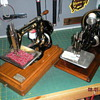 &quot;Hand Crank - Chain Stitch&quot; Rivals