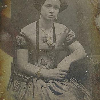 Half Plate Daguerreotype  - Photographs