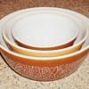 Woodland Pyrex Bowls