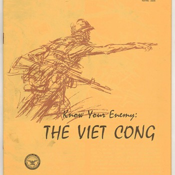 Know Your Enemy: The Viet Cong - Paper
