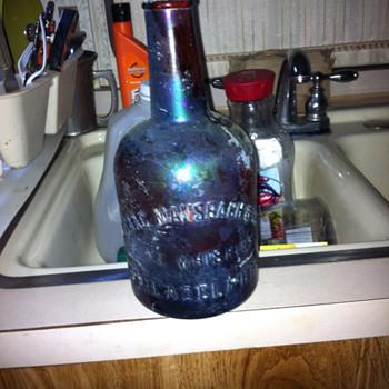 Isaac Mansbach Fine Whiskies Philadelphia