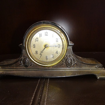 American At Works Co. Clock