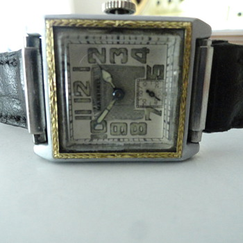 My Marshall Wrist Watch