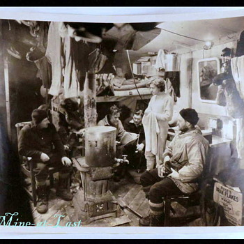 Admiral Byrd - Second Expedition - Original Period Photos - Photographs
