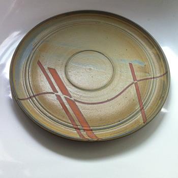 Patricia O' Brien pottery.