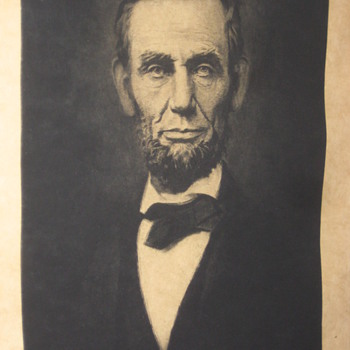 Abraham Lincoln 2 - Posters and Prints