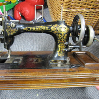 Phoenix sewing machine