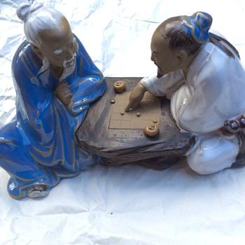 Chinese firgurine - Figurines