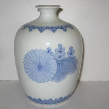 Vase Japanese?