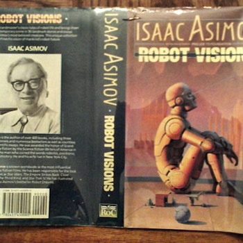 Robot Visions by Isaac Asimov - Books