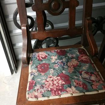 My future breakfast nook chairs