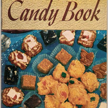"1941 - Recipe Booklet ""The Candy Book"""