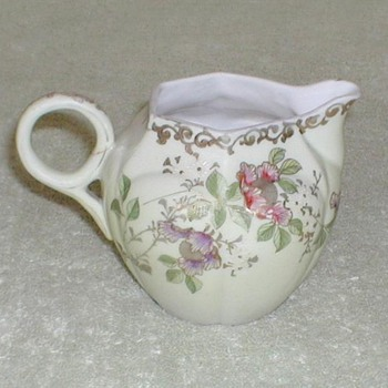Porcelain china pitcher
