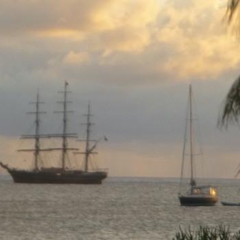 JOYEUX NOEL island style