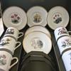 Royal Worcester china set