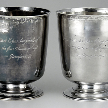 Paul Revere Conservation & Preservation - Sterling Silver