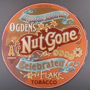 1968 Small Faces OGDEN'S NUT GONE FLAKE Album - Records