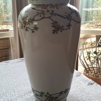 Royal Nippon Vase - Pottery