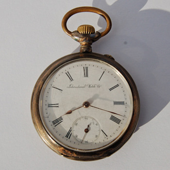 RARE IWC POCKET WATCH ?