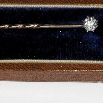 Antique Pin from the Pawn Shop - Fine Jewelry