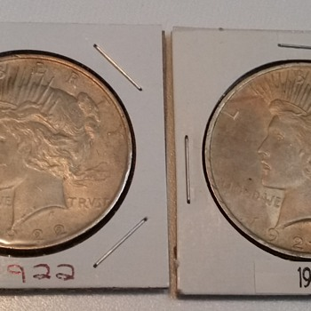 collective coins  - US Coins