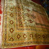 silk rug or kilm
