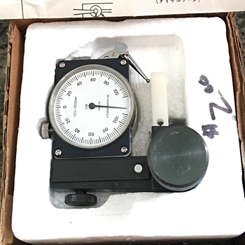 Citizens Watch Gauge