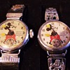 "The First issue Mickey Mouse Wrist Watch ""Chicago World Fair"""