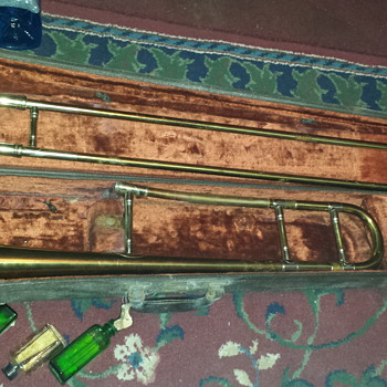 trombone - Musical Instruments